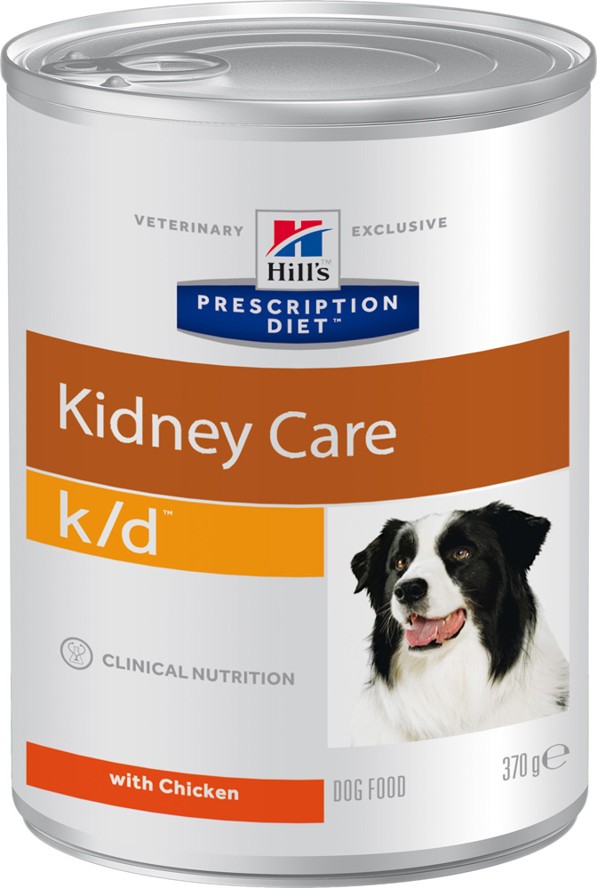 Влажный корм Hills Prescription Diet k/d Canine Renal Health диета для собак 0,37 кг фото